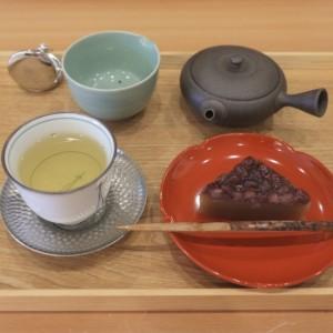 お茶にもシングルオリジン⁉︎ 京都・太秦にある「茶菓 えん寿」の香りと旨味にこだわる日本茶と水無月